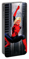 Web Swinger Portable Battery Charger