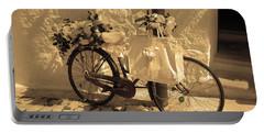 Wedding Bike Portable Battery Charger