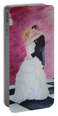 Wedding Dance Portable Battery Charger
