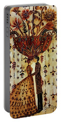 Wedding Feast Portable Battery Charger