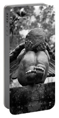 Weeping Child Angel Portable Battery Charger