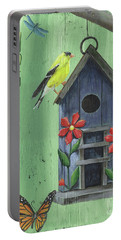 Welcome Goldfinch Portable Battery Charger