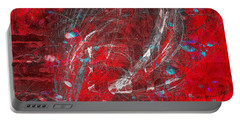 Portable Battery Charger featuring the digital art Welcome To My World  by Fine Art By Andrew David