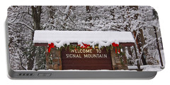 Welcome To Signal Mountain Portable Battery Charger