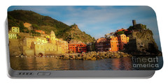 Welcome To Vernazza Portable Battery Charger