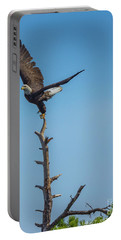 Well Balanced Eagle Portable Battery Charger