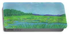 Wellfleet Wetlands Portable Battery Charger