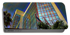 Wells Fargo Building Sarasota Portable Battery Charger