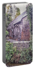 Welsh Mill Portable Battery Charger by R Thomas Berner