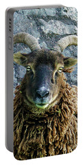 Welsh Ram Portable Battery Charger