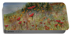 Wendy's Wildflowers Portable Battery Charger