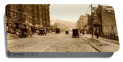 West 207th Street, 1928 Portable Battery Charger