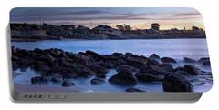 West Cliff Santa Cruz Sunrise Portable Battery Charger