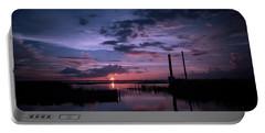 West Lake Toho Blu Indigo Sunset Portable Battery Charger