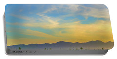 West Phoenix Sunset Digital Art Portable Battery Charger