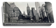 West Side Highway Portable Battery Charger
