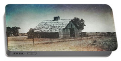 West Texas History Portable Battery Charger