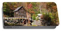 West Virginia Mill Portable Battery Charger