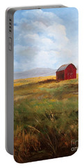Western Barn Portable Battery Charger