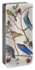 Western Blue-bird Portable Battery Charger