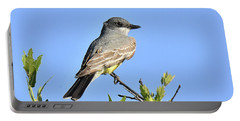 Western Kingbird Portable Battery Charger