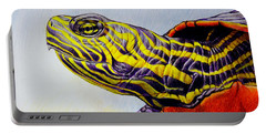 Western Painted Turtle Portable Battery Charger