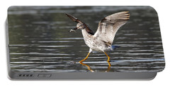 Greater Yellowlegs Portable Battery Charger