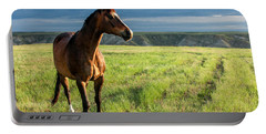 Western Stallion Portable Battery Charger