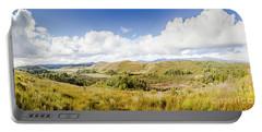 Western Tasmania Panorama Portable Battery Charger