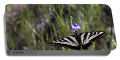 Western Tiger Swallowtail Portable Battery Charger
