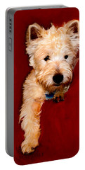 Westie Boy Portable Battery Charger