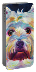 Westie - Chispy Portable Battery Charger
