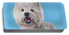Westie Portable Battery Charger