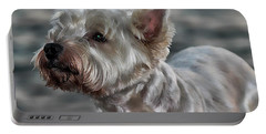 Westie Love Portable Battery Charger