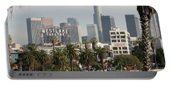 Westlake Theatre To Downtown La Portable Battery Charger