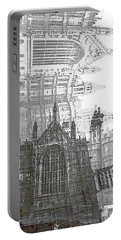 Westminster In London Portable Battery Charger