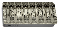 Portable Battery Charger featuring the photograph Westminster Martyrs Memorial - 1 by Stephen Stookey