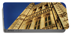 Westminster Palace, London Portable Battery Charger