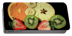 Wet Fruit Portable Battery Charger