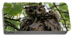 Wet Owl Portable Battery Charger