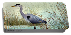 Wetland Beauty Portable Battery Charger