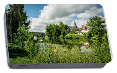 Portable Battery Charger featuring the photograph Wetzlar Germany by David Morefield