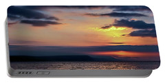 Weymouth Esplanade Sunrise Portable Battery Charger