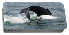 Whale Of A Tail Portable Battery Charger