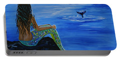 Whale Watcher Portable Battery Charger
