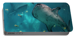 Whale-sharks Portable Battery Charger