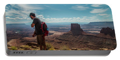 What A View Portable Battery Charger