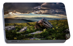 Portable Battery Charger featuring the photograph What Dreams May Come by Chris Bordeleau