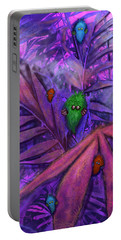 Fuzzy Little Monsters Portable Battery Charger