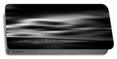 Portable Battery Charger featuring the photograph Wheat Abstract by Dan Jurak